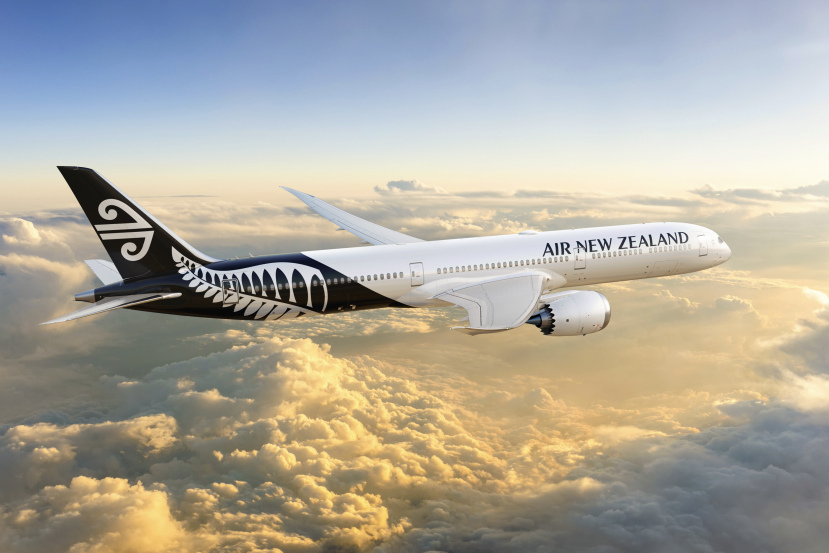 Boeing 787 Air New Zealand ANZ